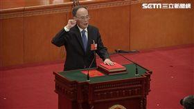 中國國家副主席-王岐山-