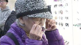 全國首創!贈送1萬6624位長輩老花眼鏡。