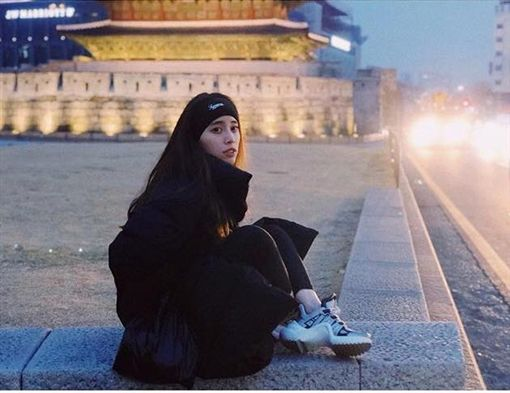 歐陽妮妮(圖/翻攝自IG)