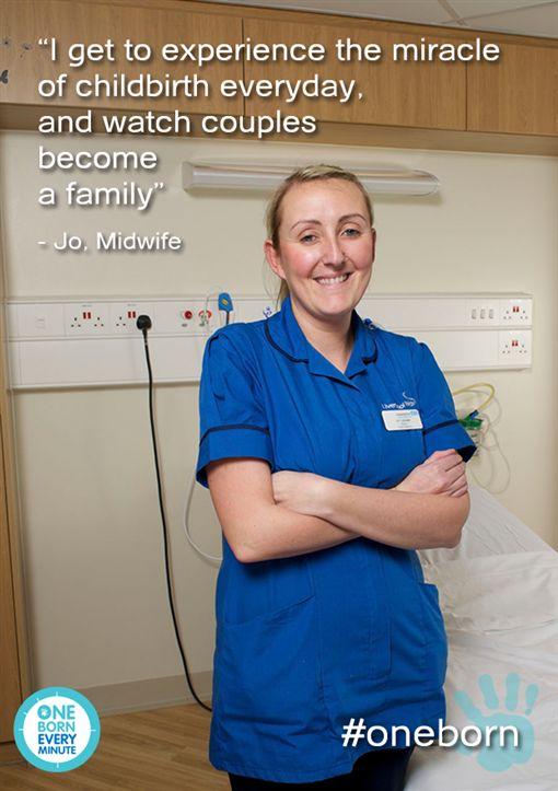她才剛分娩…助產士抱著新生兒:我和妳老公上床了…圖/翻攝自臉書One Born Every Minute