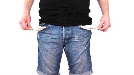 窮,沒錢 ▲示意圖/Pixabay