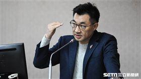 國民黨立委江啟臣。 圖/記者林敬旻攝