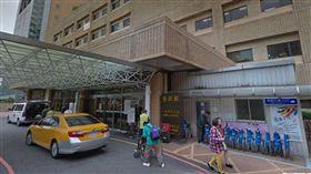 臺大醫院急診室,圖/翻攝自Google Map
