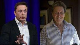 Tesla,Space X,特斯拉,馬斯克,Elon Musk,亂倫,產子,翻臉,反目,繼女,繼妹 圖/翻攝自臉書