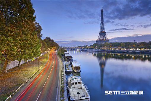 法國巴黎,艾非爾鐵塔。(圖/TripAdvisor供應)