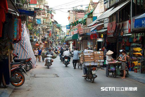 越南河內。(圖/TripAdvisor供給)