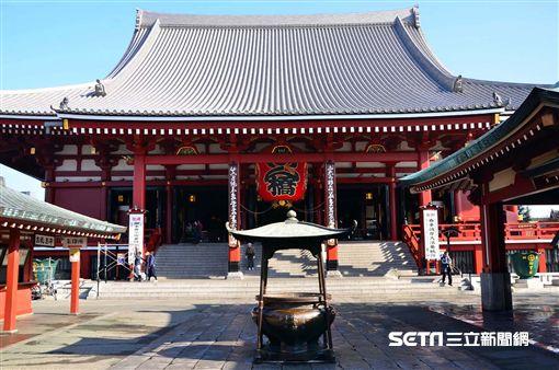 日本東京。(圖/TripAdvisor供應)