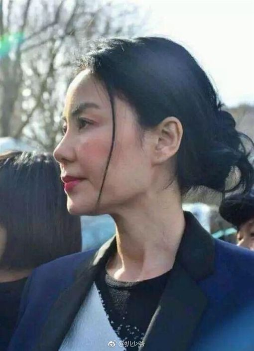 王菲/翻攝自微博