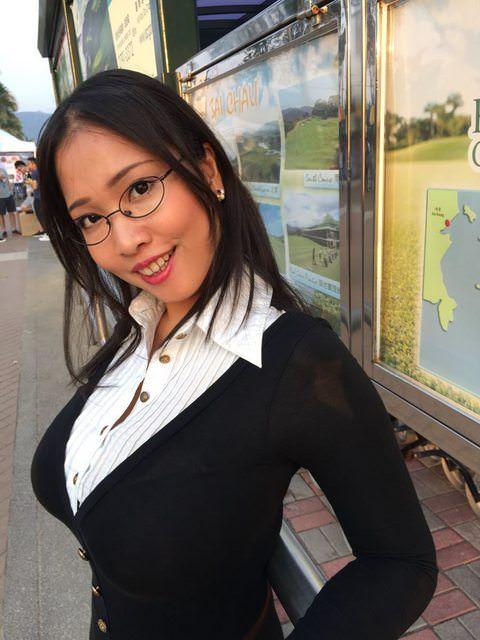 香港知名角色扮演玩家Fairy Leung(圖/PTT https://www.ptt.cc/bbs/Beauty/M.1521940842.A.7F4.html)