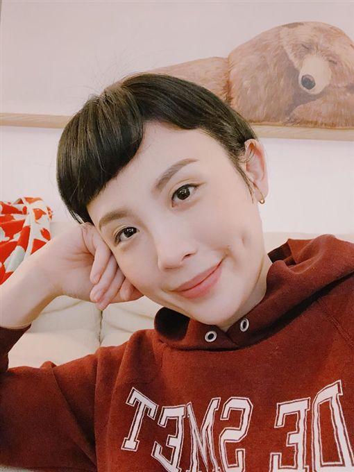魏如萱未來想要生個籃球國手。(圖/翻攝自臉書)