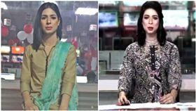 不再是「男、女」 巴基斯坦電視台出現首位跨性別主播! 圖/翻攝自YouTube
