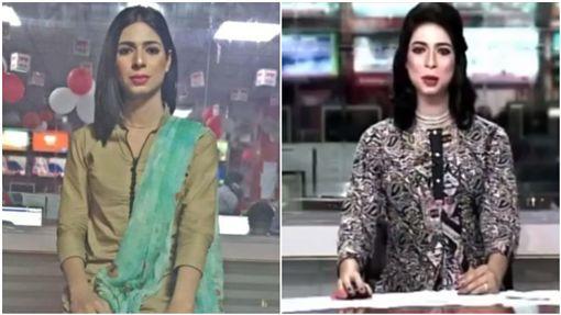 不再是「男、女」 巴基斯坦電視台出現首位跨性別主播!圖/翻攝自YouTube