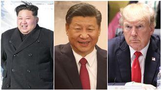 日媒:習近平慫恿金正恩停止美韓軍演