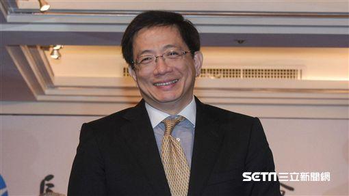 中研院院士管中閔出席長風文教基金會成立茶會 圖/記者林敬旻攝