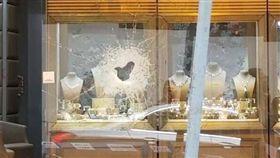 香港中環珠寶搶案 圖/翻攝自微博
