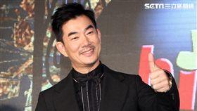 任賢齊公佈「最受歡迎男、女歌手」入圍名單。(記者邱榮吉/攝影)