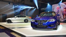第六代F90 BMW M5。(圖/鍾釗榛攝影)