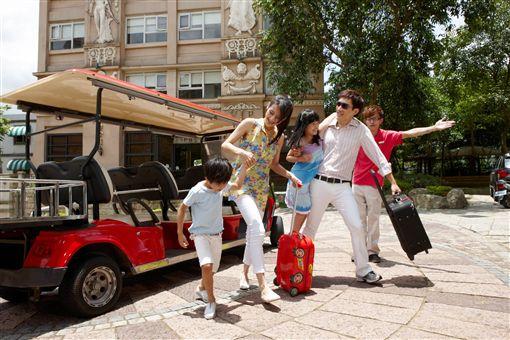 兒童節,森山林渡假酒店
