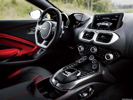 英國,超跑,Aston Martin,龐德,DB11 (圖/車訊網)