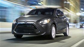 Yaris Sedan。(圖/翻攝Toyota網站)