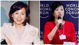 新光金 李紀珠、吳欣盈,合成圖/翻攝自臉書