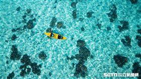 海島。(圖/Club Med提供)