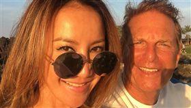 ▲7年前和老公Bruce結婚,對於生小孩表示順其自然。(圖/翻攝自李玟IG)