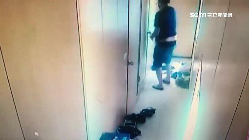 打工換宿當幌子 男子連偷滷味店.民宿