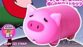 姪子,跳蛋,可愛,小豬,造型,Dcard 圖/翻攝自Dcard