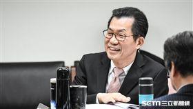 衛環委員會審查空污法,環保署長李應元列席。 圖/記者林敬旻攝