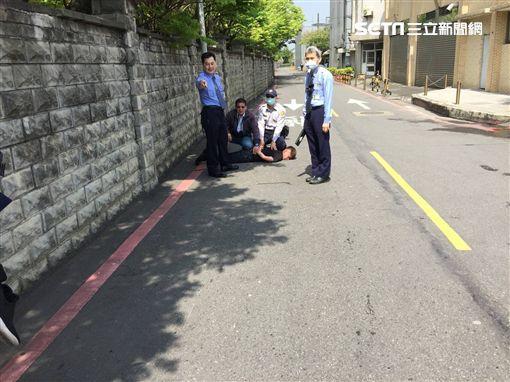 安非他命,旅客,金門,安檢,逃跑,松山機場,台北