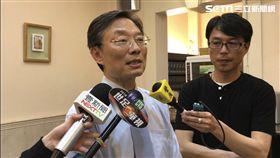 台中高分檢 檢察長 江惠民 獲總統提名 減察總長。潘千詩攝影