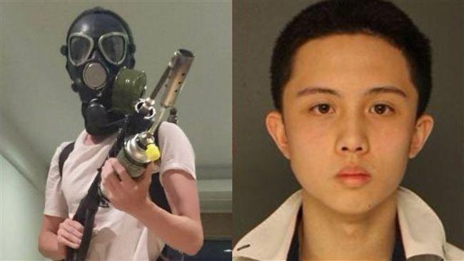 賓州警方曝新事證 搜出手槍千發子彈