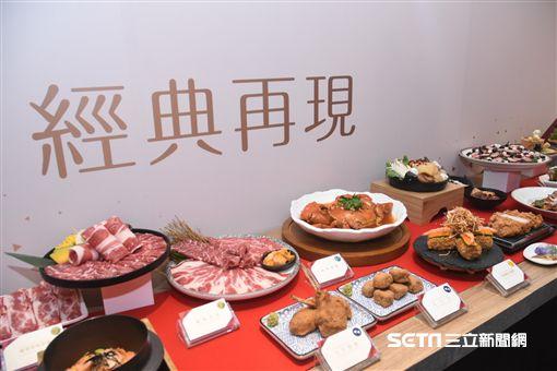 王品集團「美好食光 經典再現」新菜發布記者會。 圖/記者林敬旻攝