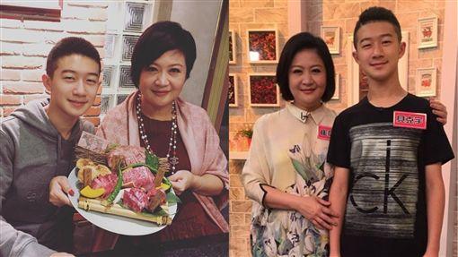 崔佩儀,貝克宇/翻攝自臉書