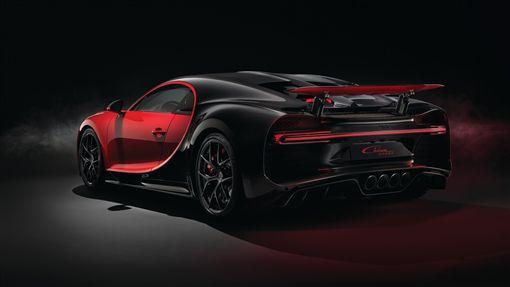 賽道單圈快了5秒!Bugatti Chiron Sport
