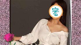 ▲61歲的美鳳姐不化妝,氣質神韻還有點像志玲姐姐。(圖/翻攝自臉書)