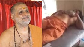 Swamy Gangeshananda,印度,宗教,性侵,生殖器,虐待,說明會, 圖/翻攝自YouTube