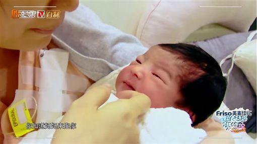 媽媽是超人,賈靜雯,Bo妞/翻攝自爸爸去哪兒YouTube