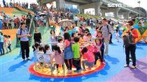 兒童樂園,遊具