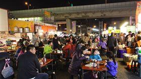 台中太原夜市恐遭停業。(圖/取自臉書)