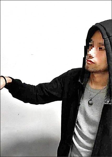 蕭姓獨立樂團前主唱餵毒,女性友人吃下3顆搖頭丸後暴斃(翻攝畫面)