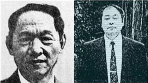 「少康專案」解放軍高層劉連昆(左)與邵正忠_合成圖/wiki