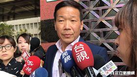 台北市議員 鍾小平。潘千詩攝影