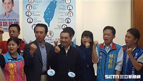 侯友宜,國民黨藍色新力量(圖/記者李英婷攝)