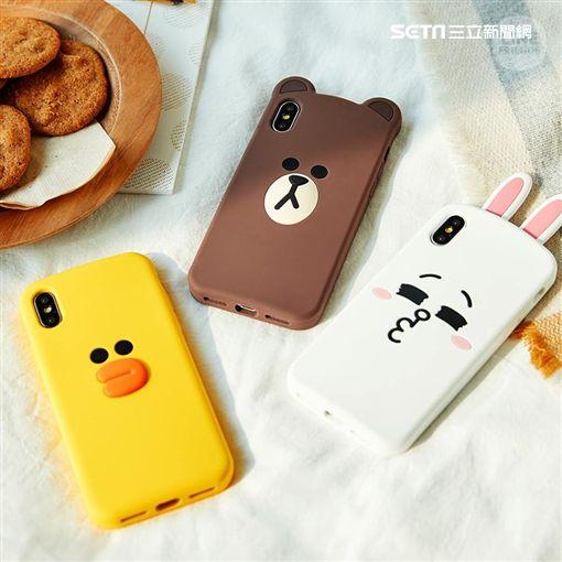LINE FRIENDS,iPhone X,手機殼,LINE,iX,手機
