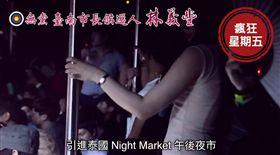 選戰,參選人,台南市,林義豐,政見,瘋狂星期五,午後夜市