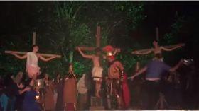觀眾太入戲!為拯救耶穌上台爆打演員 巴西,復活節,耶穌,話劇,入戲,打架,瘋狂 https://www.youtube.com/watch?time_continue=5&v=K87FvxMsuG8