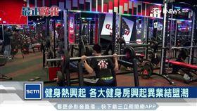 健身熱興起 各大健身房興起異業結盟潮