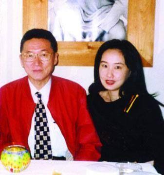 李文,李敖/翻攝自李文臉書